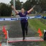 Karen leads the whole way in the rain to win at Youngtown
