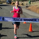 Jozina crosses the line first at Blackstone Heights