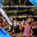 4k and a 10k Fun Run in Ringarooma